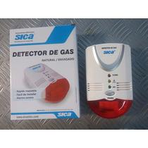 Detector De Gas Natural Y Envasado Sica Dgs-201a 220 V