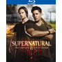 Blu-ray Supernatural Season 8 / Temporada 8