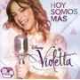 Cd Musica Violeta Hoy Somos Mas Nuevo Cerrado Original Sm