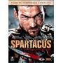 Digipack Temporada 1 + Temporada 2 Spartacus 7 Dvds Original