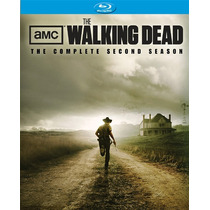 Blu-ray The Walking Dead Season 2 / Temporada 2 Completa