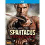Blu Ray Spartacus Vengeance Nuevo Original