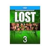 Blu-ray Lost Tercera Temporada Nuevo Cerrado Original Sm