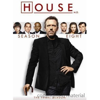 Dr. House Temporadas Completas!!!