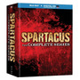 Blu-ray Spartacus La Serie Completa / 4 Temporadas 13 Discos