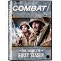 Combate Serie De Tv Primera Temporada Completa En Dvd!