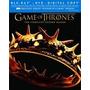 Blu Ray Game Of Thrones Season 2 Temporada Original Dvd