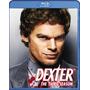 Dexter Blu Ray - Temporada 3 - Nuevo - Cerrado - Importado