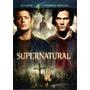 Supernatural: Temporada 4 Completa - 6 Dvd - O R I G I N A L