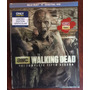 Blu Ray Walking Dead Season Temporada 5 Exclusiva Lenticular