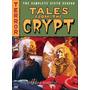 Dvd Tales From The Crypt Season 6 / Cuentos De La Cripta 6