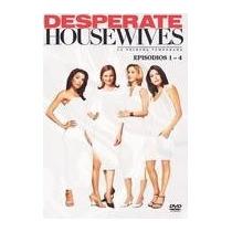 Desperate Housewives - Temporada 1 - Dvd - Usada - Original!