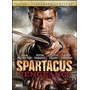 3ra Temporada Spartacus Vengance 4dvds En Digipack Exclusivo