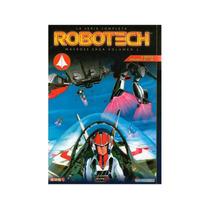 Dvd Robotech Macross Saga Vol 2 Nuevo Cerrado Original Sm