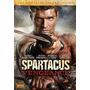 Dvds Spartacus 3 Temp Original Nueva Digipack Cerrada