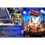 Dvd La Gran Aventura Lego Original Cerrado.