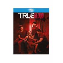 Blu-ray True Blood Cuarta Temporada Nuevo Cerrado Sm