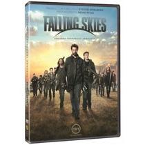Dvd Falling Skies Segunda Temporada Nuevo Cerrado Sm