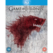 Game Of Thrones:the Complete First & Second Seasons Blu Ray