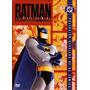Batman: La Serie Animada Vol.1 - 4 Dvd - O R I G I N A L