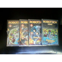 Robotech Macross Saga Capítulos 01 Al 12 + Extras Nuevos