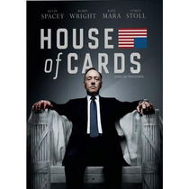Blu-ray House Of Cards Primera Temporada Nuevo Cerrado Sm
