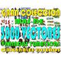 Coleccion Mas De 3000 Vectores Variadas Tematicas Imperdible