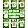 83 Maxi Vectores Textiles
