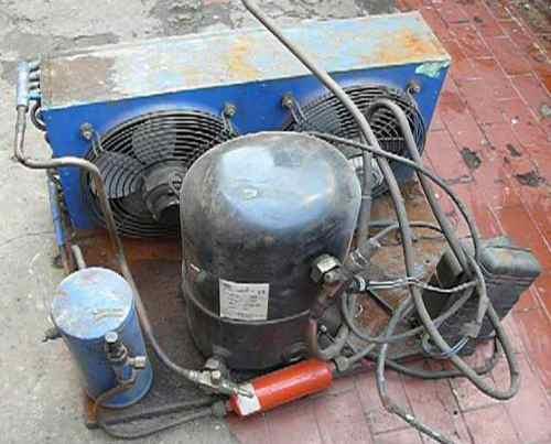 Service Heladerasy Aire Acondic Carga De Gas