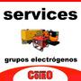 Servicio Técnico Grupos Electrógenos Pórtatiles