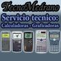 Servis De Calculadoras Casio-cifra-olivetti-sharp-logostexas