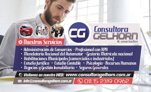 Servicios A Consorcios