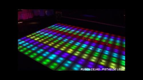 Setentas Pista De Baile Con Luces Led. Alquiler Y Venta