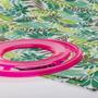 Set De Lona Estampada Con Frisbee Arredo (84832z40005%rf)