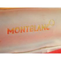 Caja De Pluma Fuente Montblanc Original