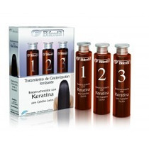Biferdil Cauterización Ionizante Con Keratina 1+2+3 Amp X 3