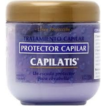 Capilatis Protector Capilar-todo Tipo Cabellos - Tratamiento