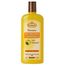 Shampoo Capilatis Nutrición Intensa Con Girasol (c624)