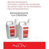 Shampoo O Balsam Nov Biohidratante Con Creatina X 2lts