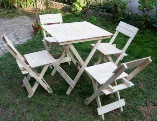 Silla madera plegable oferta de fabrica 160 00 en for Oferta sillas plegables