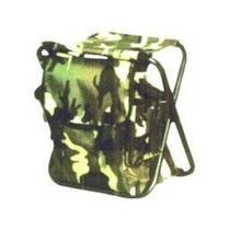 Banquito Plegable Con Bolso Ideal Camping Pesca