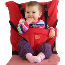 Silla Portatil Baby Chair, Arnes De Seguridad, Tela De Avión