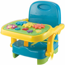 Silla Para Comer Transportable Winfun No Fisher Price Musica