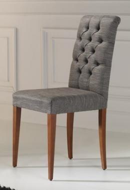Las sillas taringa for Sillas de comedor tapizadas modernas
