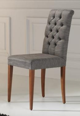 Las sillas taringa for Sillas de comedor tapizadas