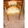 Sillon Herradura De Roble