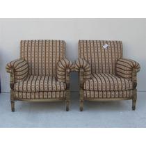 Sillones luis xiv muebles antiguos mercadolibre argentina - Sillones estilo frances ...
