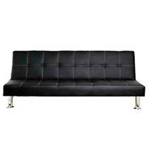 Sillón Moderno Futón Sofa Cama 3cps Mod. Nappa Stock