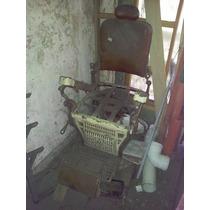 Sillon Peluquero Industria Arg/sillon Peluquero Antiguo