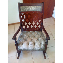 Sillon Mecedora Antiguo